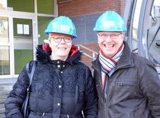 Martin Acke en Linda Vereecke hebben geen geheimen over hun politieke inkomsten