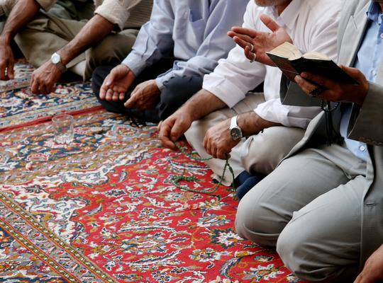 Turkse moskee in Zelzate