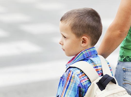 Veilig terug naar school