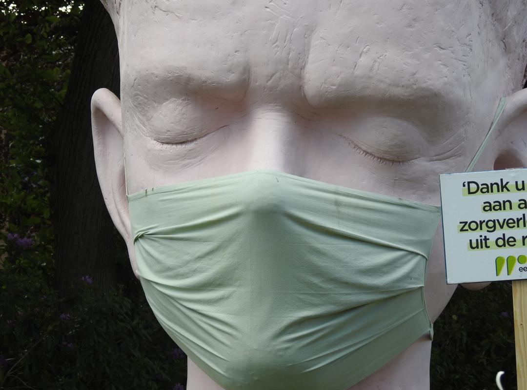De mondmaskers voldoen niet aan de minimumnormen