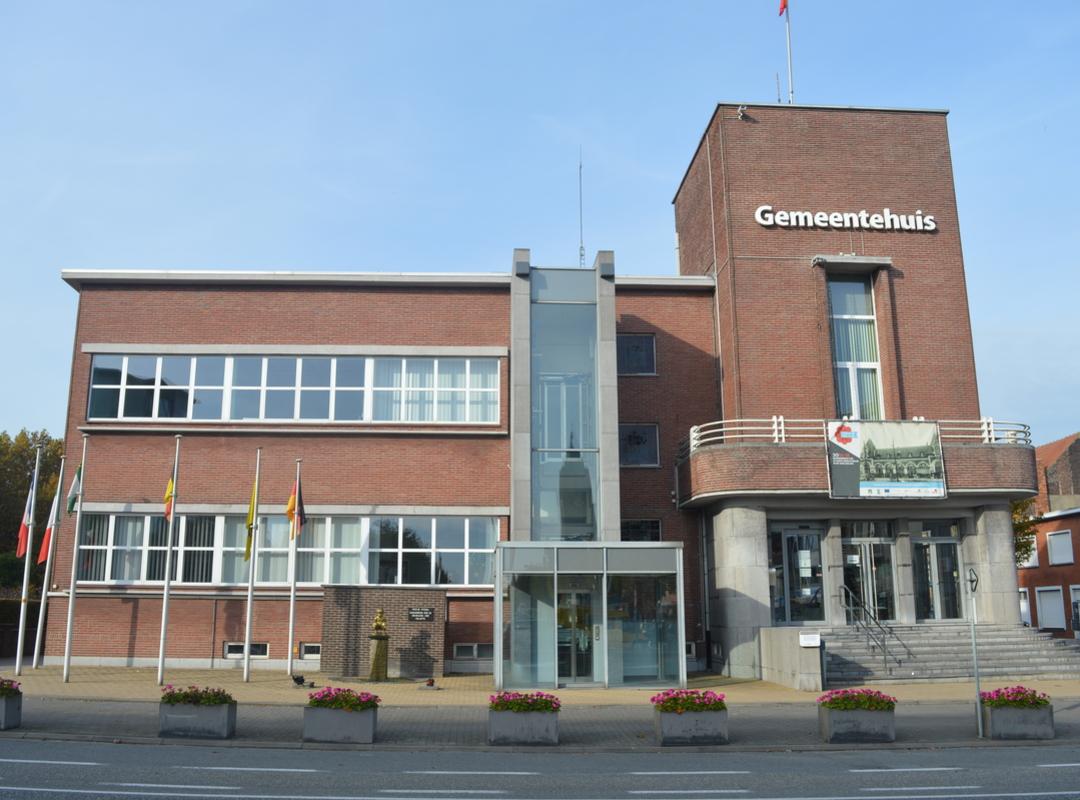Gemeentehuis van Zelzate